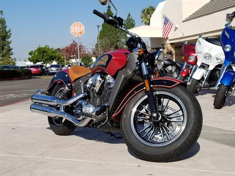 2019 Indian Scout® ABS in EL Cajon, California