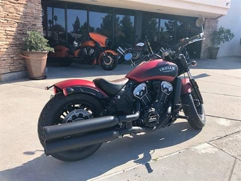 2020 Indian Scout® Bobber ABS Icon Series in EL Cajon, California - Photo 7