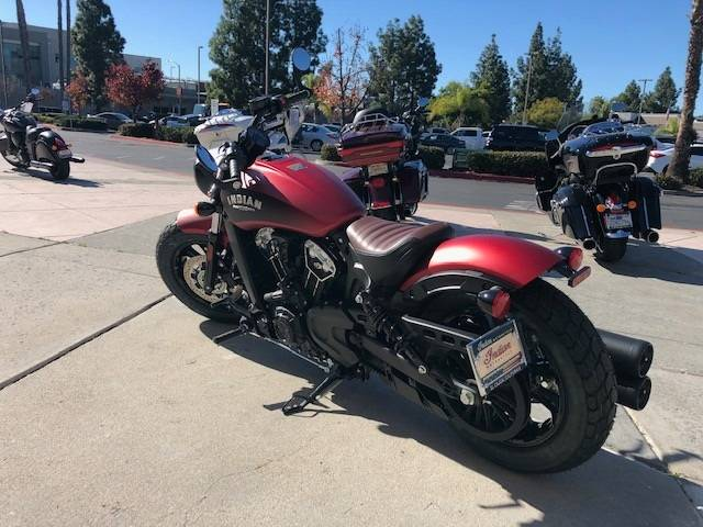 2020 Indian Scout® Bobber ABS Icon Series in EL Cajon, California - Photo 8