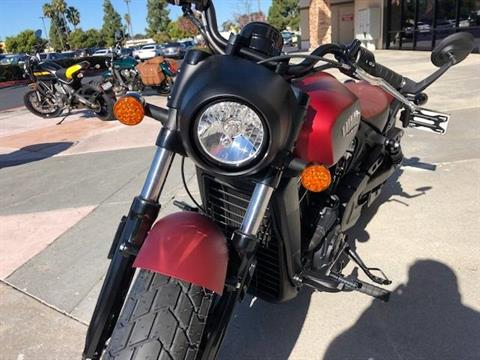 2020 Indian Scout® Bobber ABS Icon Series in EL Cajon, California - Photo 5