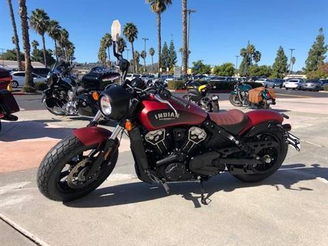 2020 Indian Scout® Bobber ABS Icon Series in EL Cajon, California - Photo 6