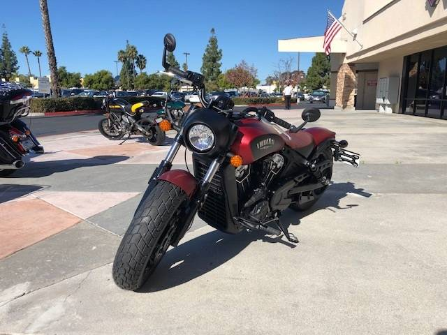 2020 Indian Scout® Bobber ABS Icon Series in EL Cajon, California - Photo 14