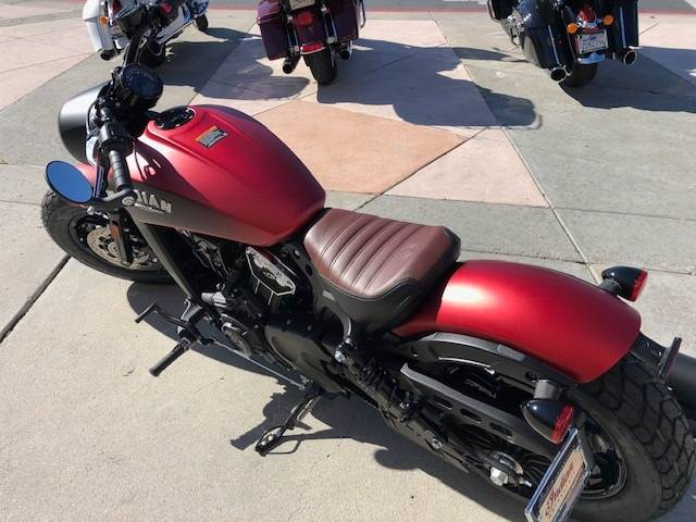 2020 Indian Scout® Bobber ABS Icon Series in EL Cajon, California - Photo 15