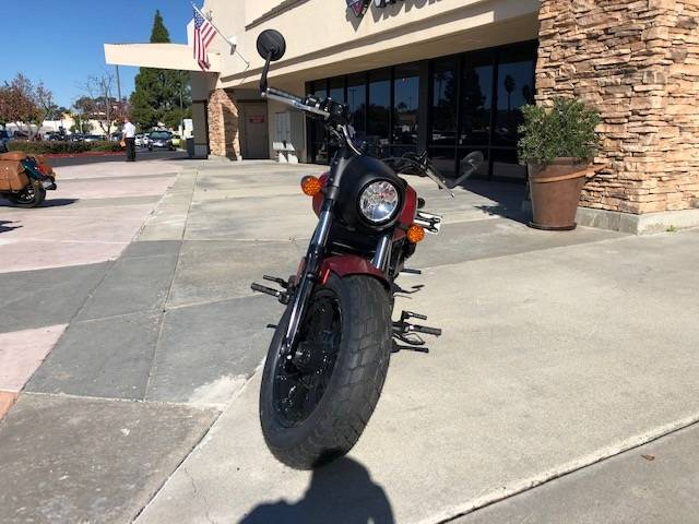 2020 Indian Scout® Bobber ABS Icon Series in EL Cajon, California - Photo 4