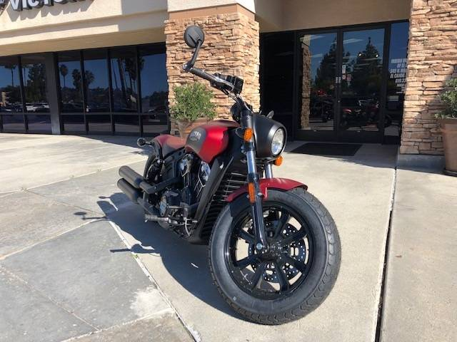2020 Indian Scout® Bobber ABS Icon Series in EL Cajon, California - Photo 3