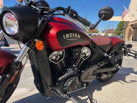 2020 Indian Scout® Bobber ABS Icon Series in EL Cajon, California - Photo 19