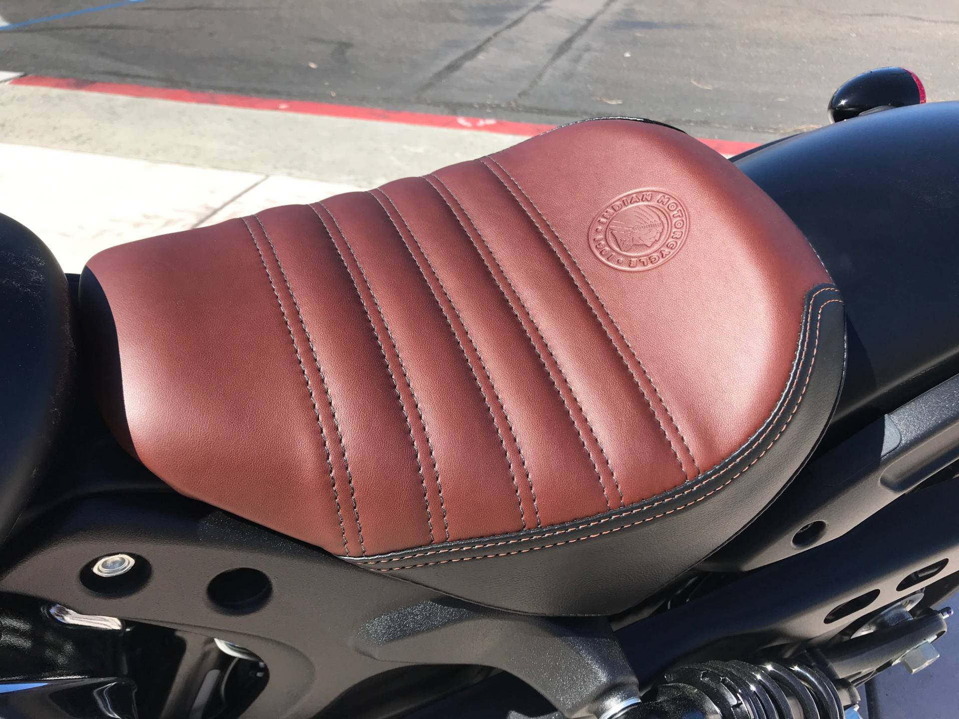 2018 Indian Scout® Bobber ABS in EL Cajon, California