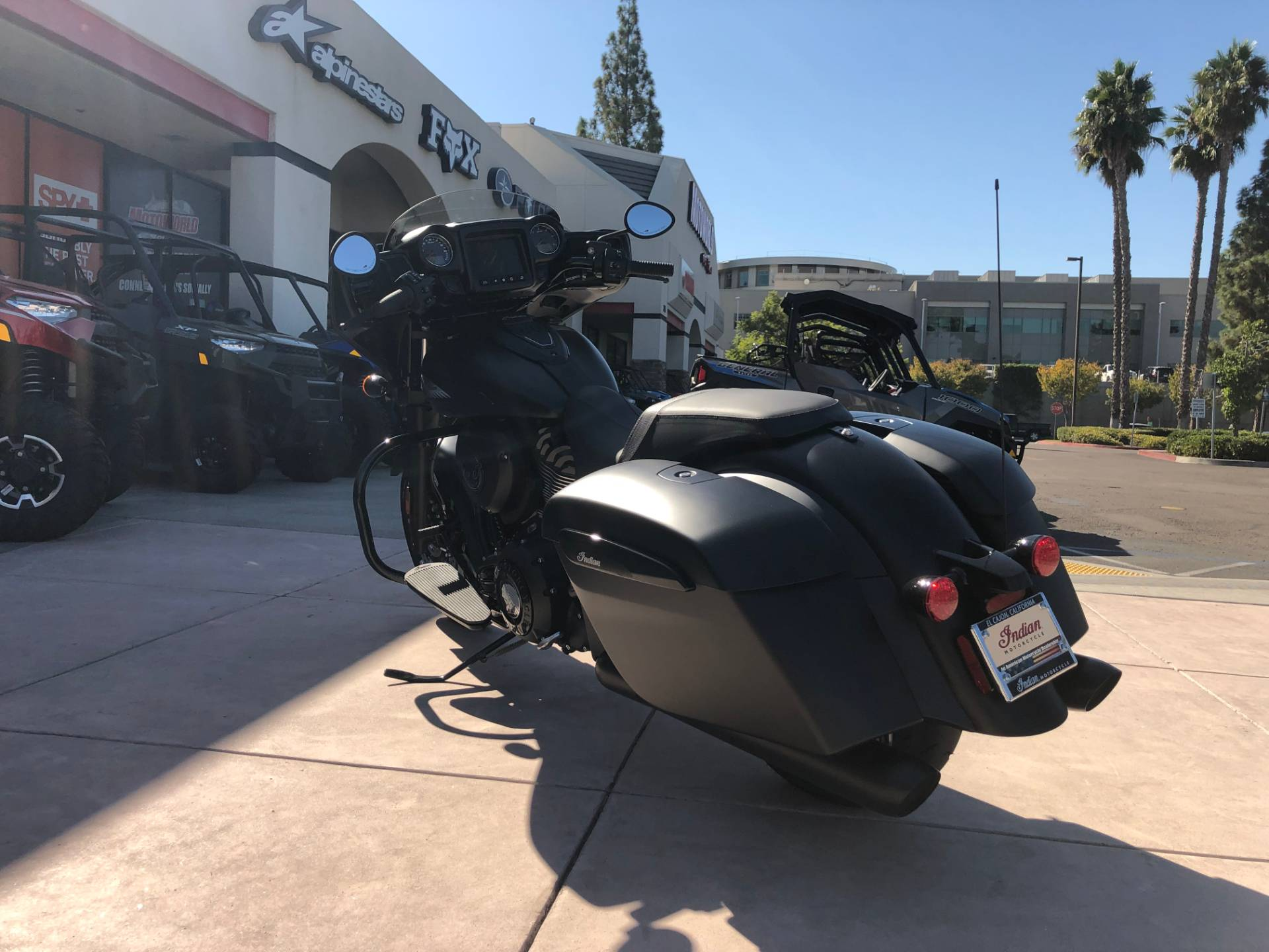 2020 Indian Chieftain® Dark Horse® in EL Cajon, California - Photo 10