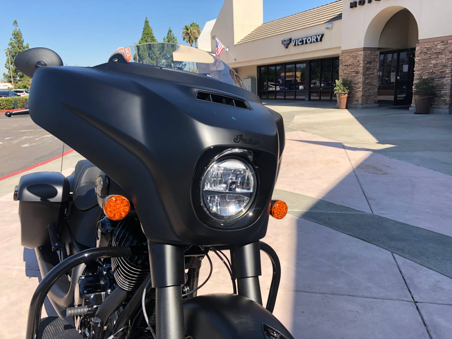 2020 Indian Chieftain® Dark Horse® in EL Cajon, California - Photo 20