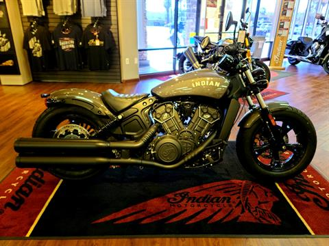 2021 Indian Scout® Bobber Sixty ABS in EL Cajon, California - Photo 5