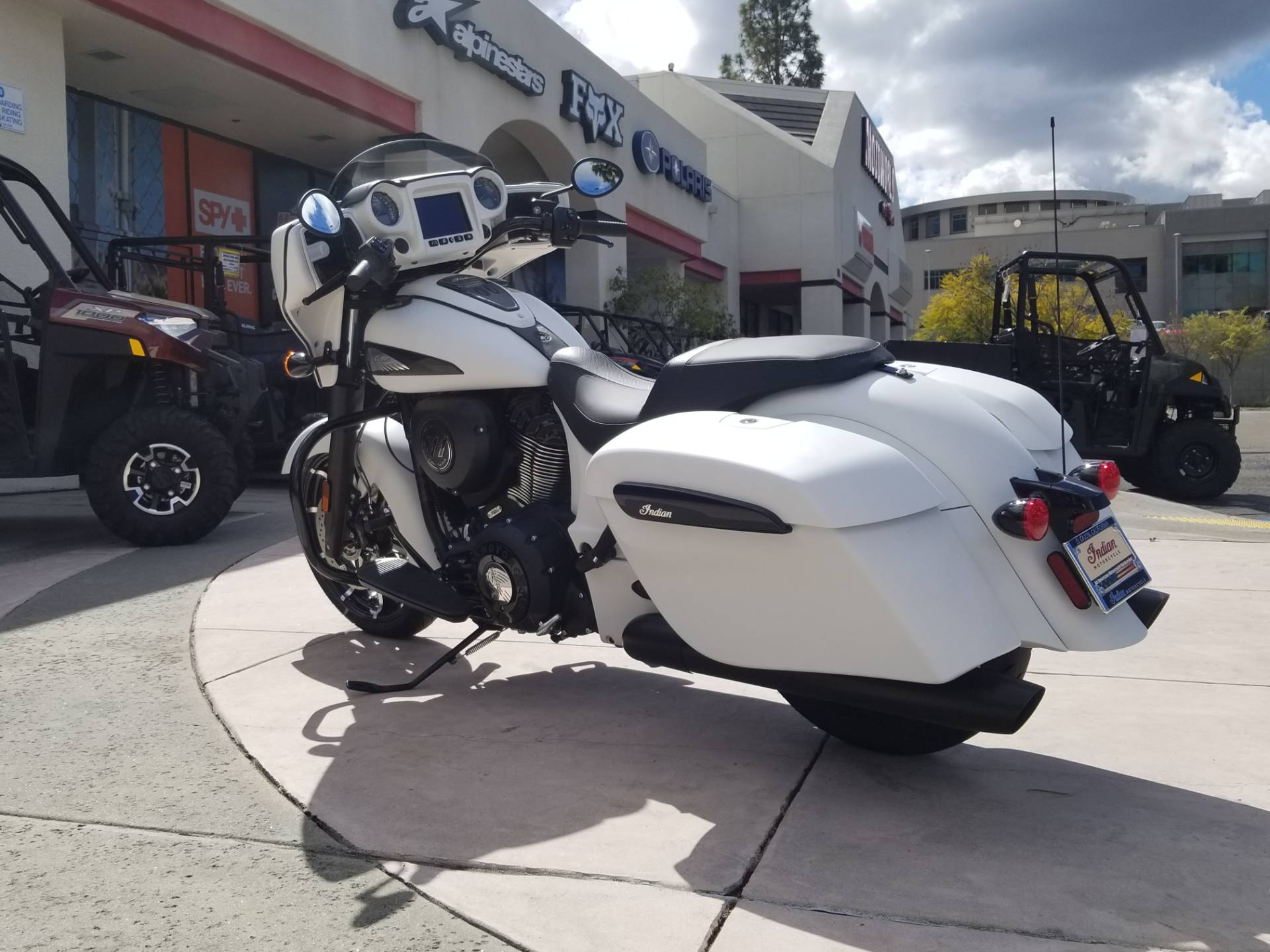 2019 Indian Chieftain Dark Horse® ABS in EL Cajon, California - Photo 15