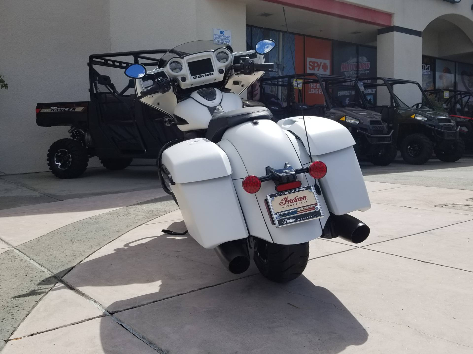 2019 Indian Chieftain Dark Horse® ABS in EL Cajon, California - Photo 17