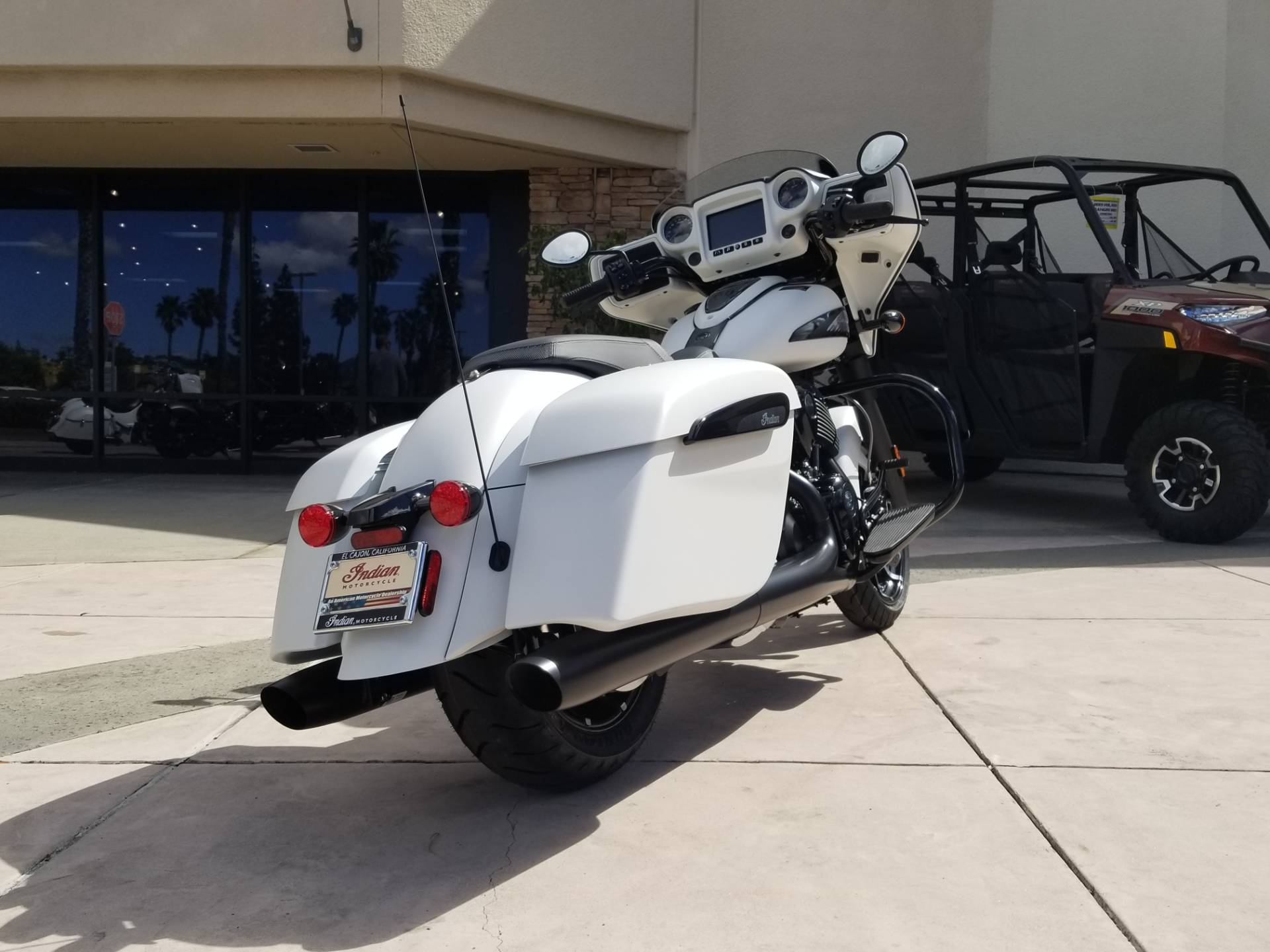 2019 Indian Chieftain Dark Horse® ABS in EL Cajon, California - Photo 19