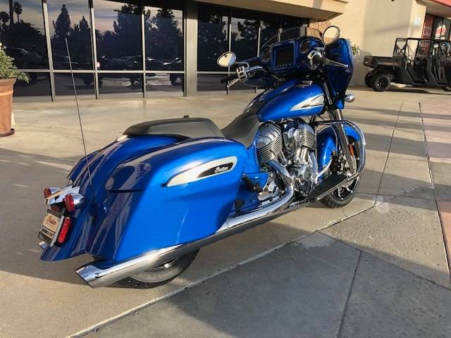 2020 Indian Chieftain® Limited in EL Cajon, California - Photo 16