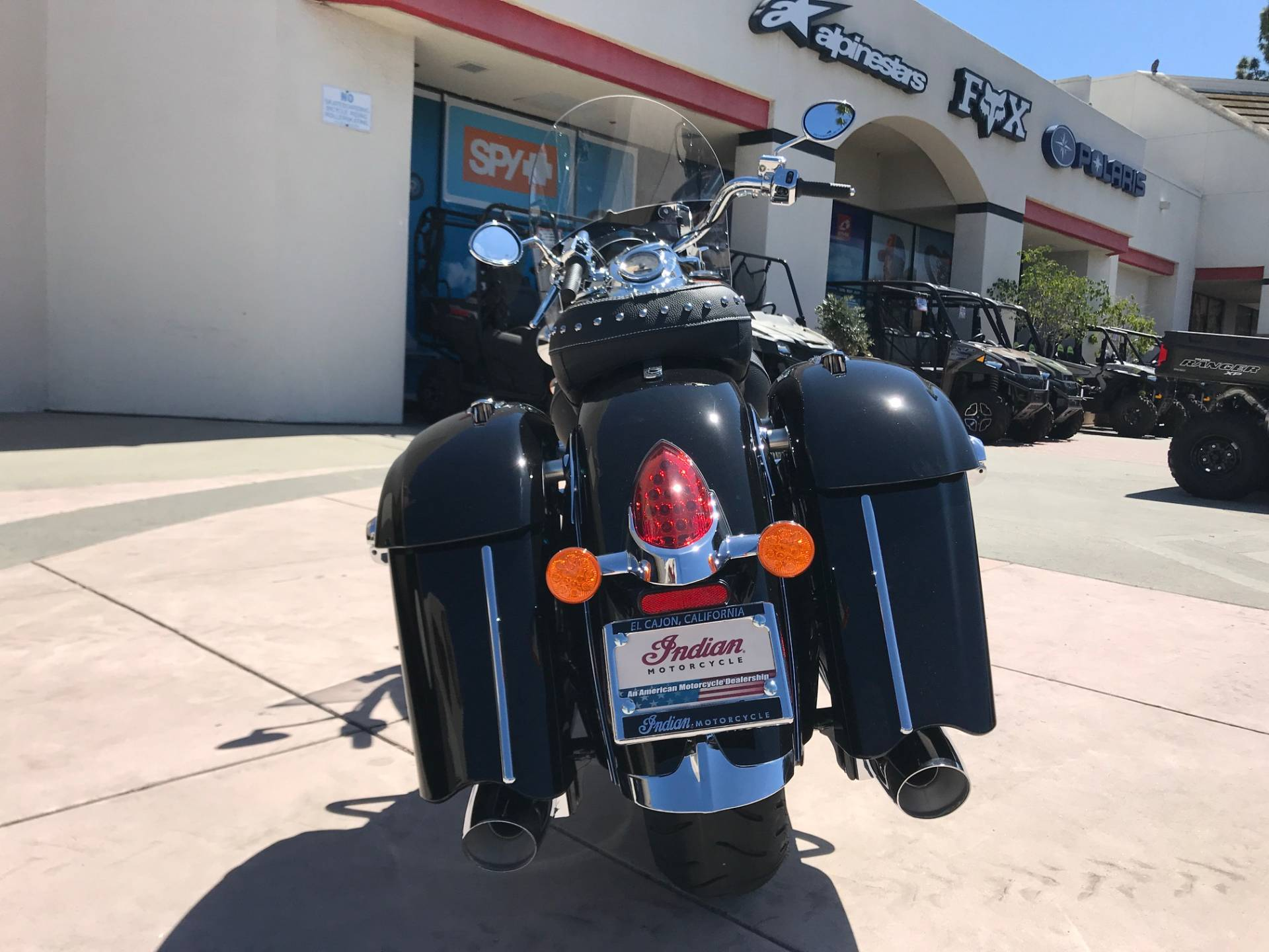 2018 Indian Springfield® ABS in EL Cajon, California