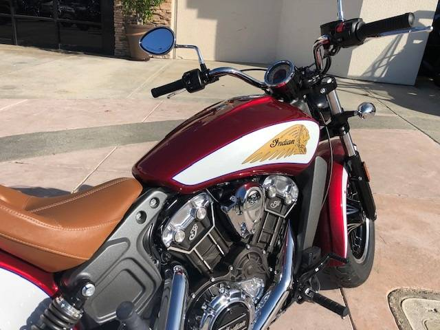 2020 Indian Scout® ABS Icon Series in EL Cajon, California - Photo 10