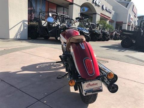 2020 Indian Scout® ABS Icon Series in EL Cajon, California - Photo 14