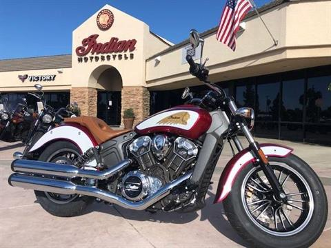 2020 Indian Scout® ABS Icon Series in EL Cajon, California - Photo 1