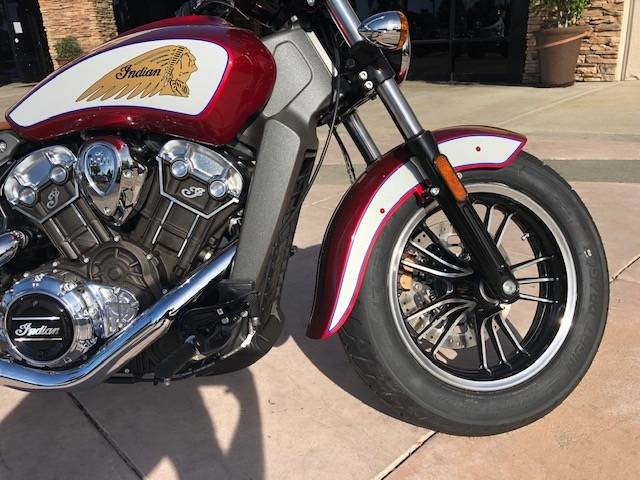 2020 Indian Scout® ABS Icon Series in EL Cajon, California - Photo 16