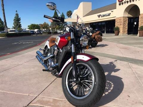 2020 Indian Scout® ABS Icon Series in EL Cajon, California - Photo 3