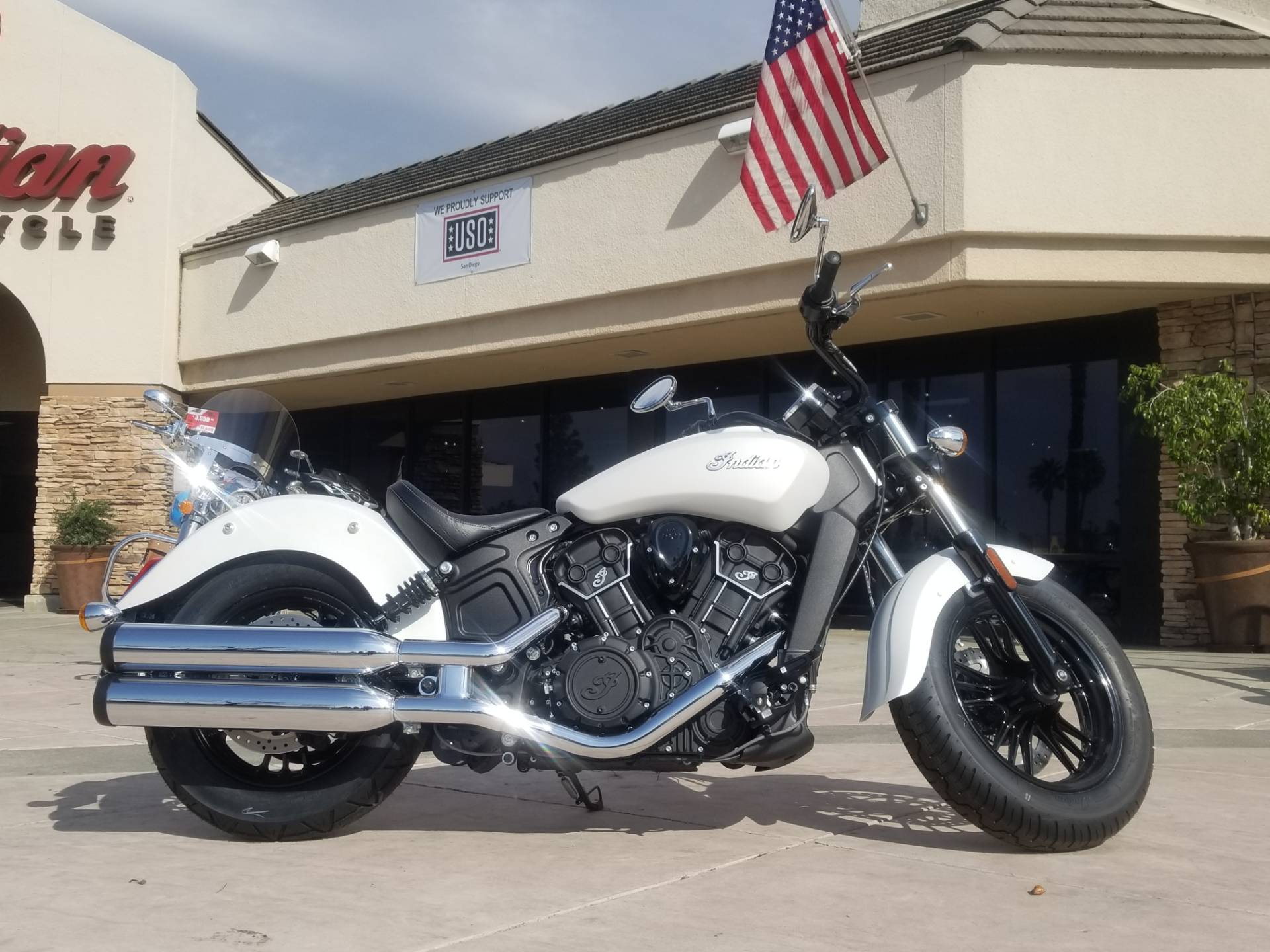 2019 Indian Scout® Sixty ABS in EL Cajon, California - Photo 1
