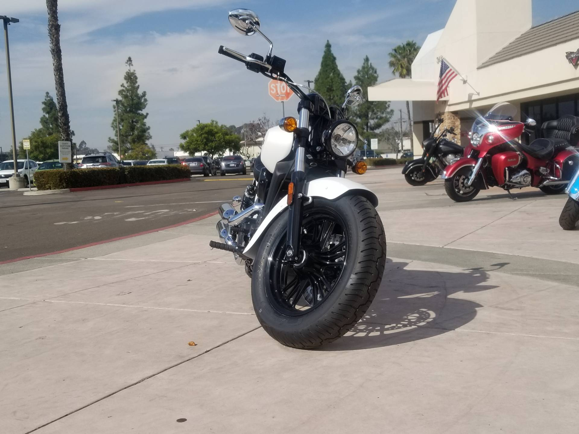 2019 Indian Scout® Sixty ABS in EL Cajon, California - Photo 6