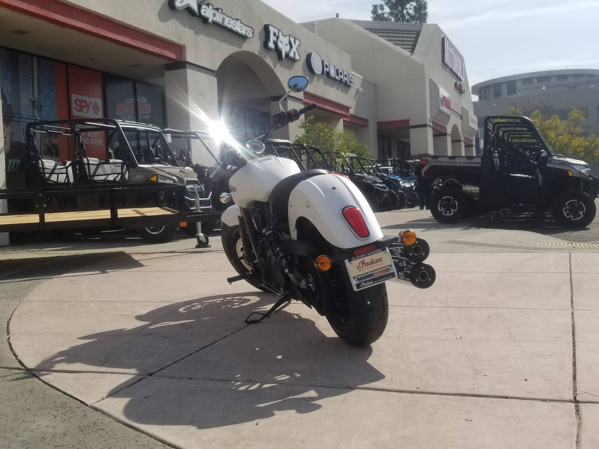 2019 Indian Scout® Sixty ABS in EL Cajon, California - Photo 15