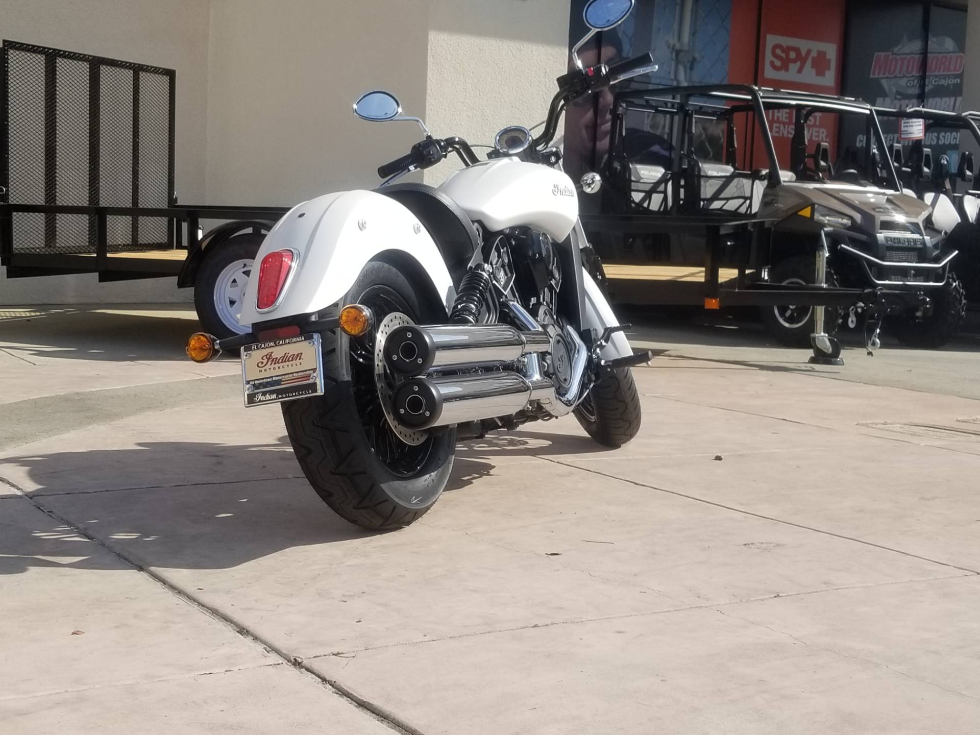 2019 Indian Scout® Sixty ABS in EL Cajon, California - Photo 17