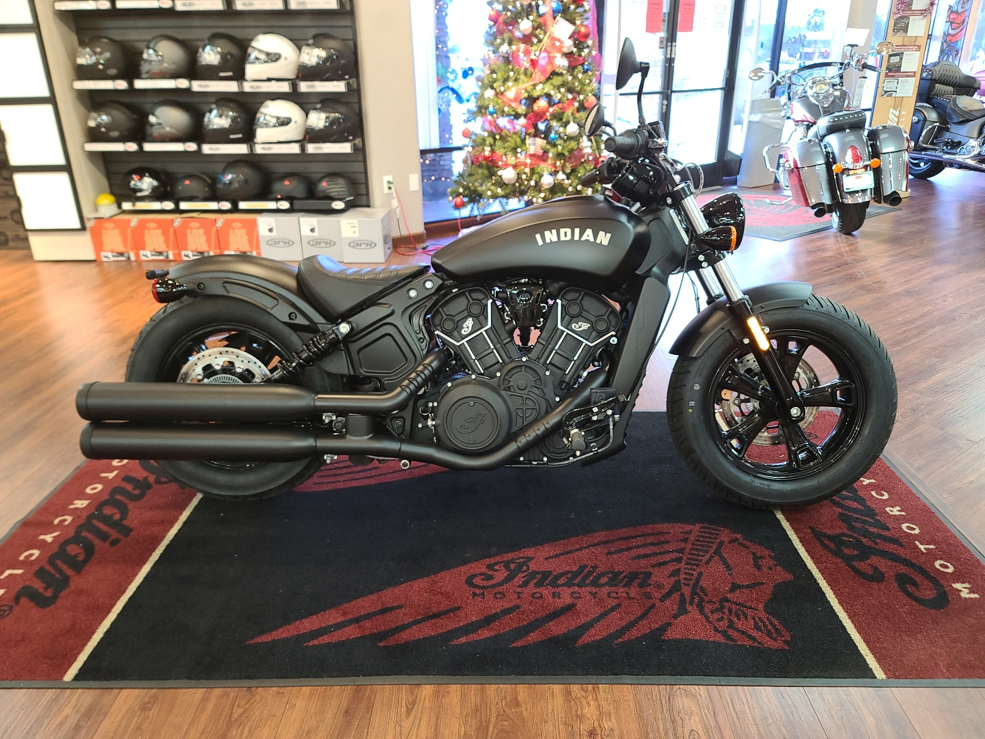 2021 Indian Scout Bobber Sixty Abs Motorcycles El Cajon California 10827