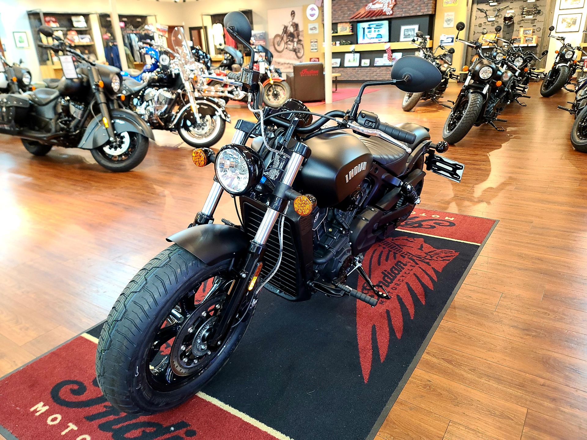 2021 Indian Scout® Bobber Sixty ABS in EL Cajon, California - Photo 6