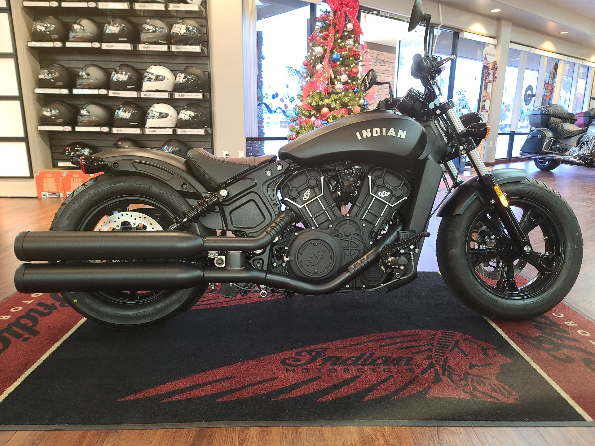 2021 Indian Scout Bobber Sixty Abs Motorcycles El Cajon California 10826