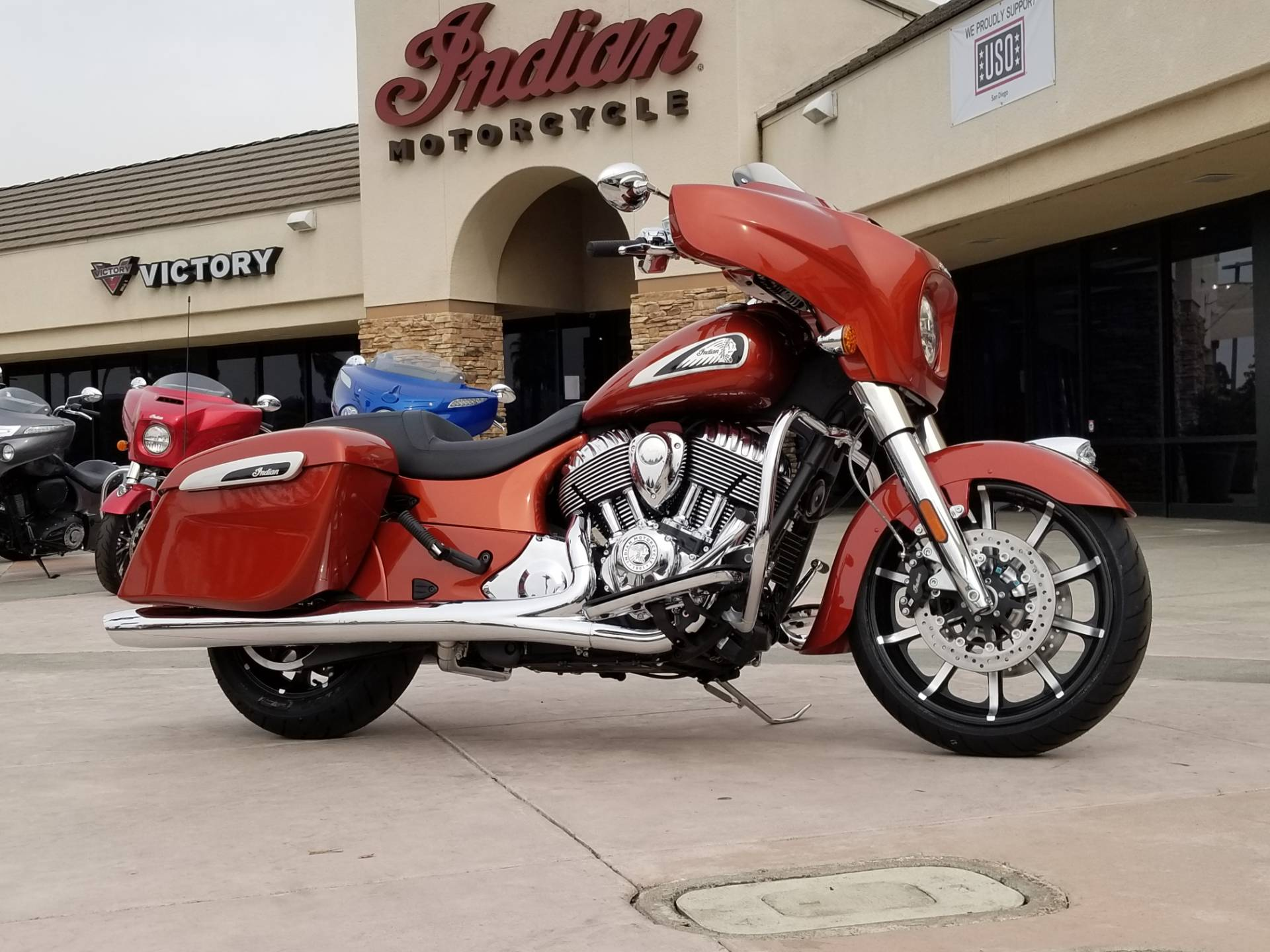 2019 Indian Chieftain® Limited Icon Series in EL Cajon, California - Photo 1