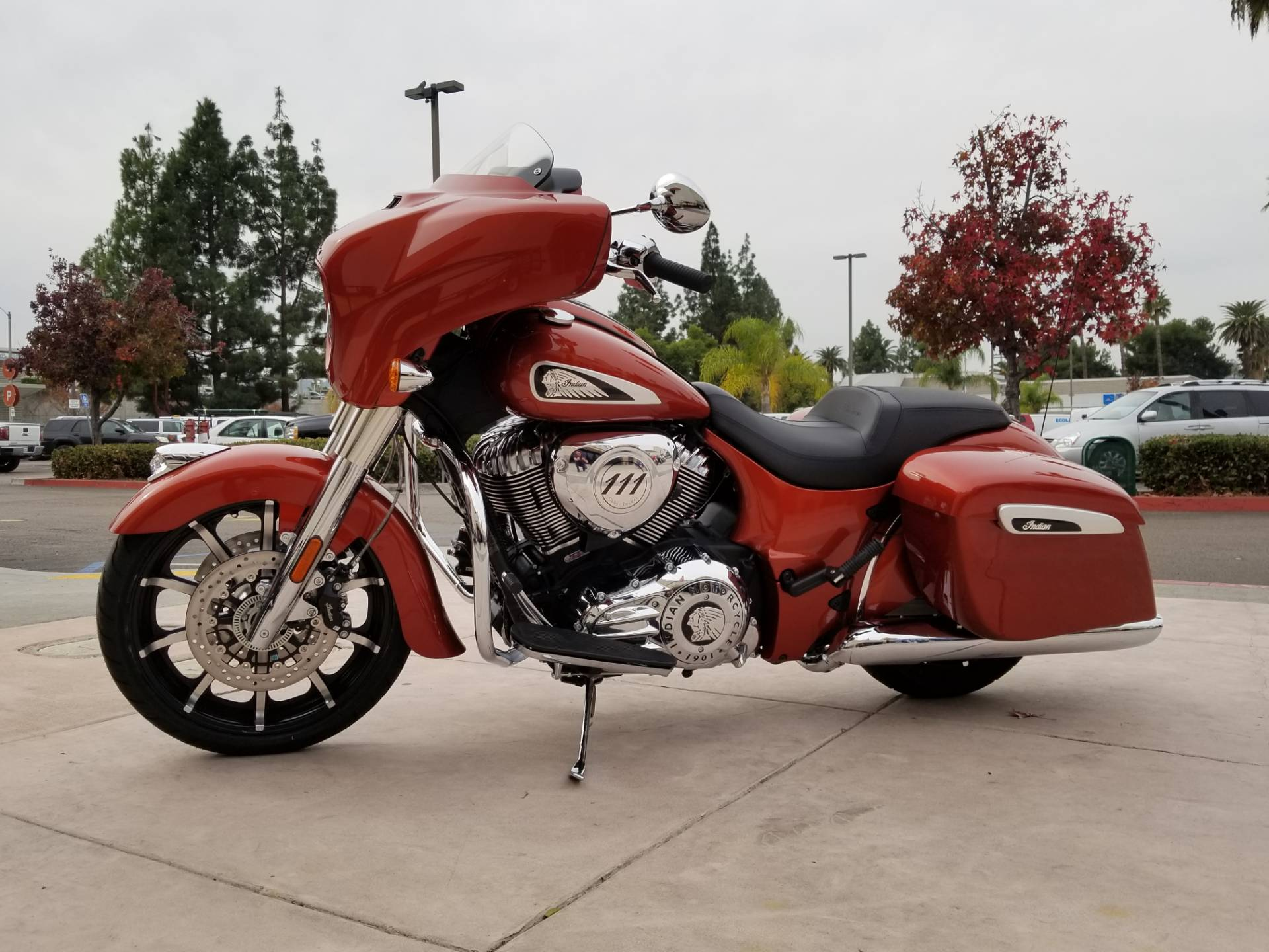 2019 Indian Chieftain® Limited Icon Series in EL Cajon, California - Photo 8
