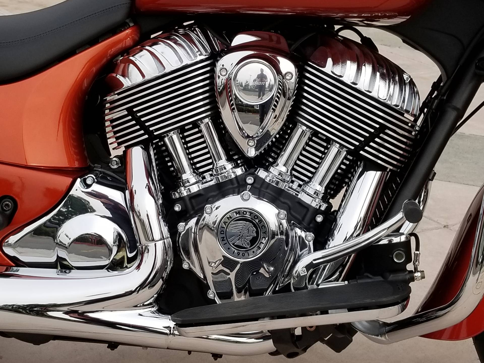 2019 Indian Chieftain® Limited Icon Series in EL Cajon, California - Photo 25