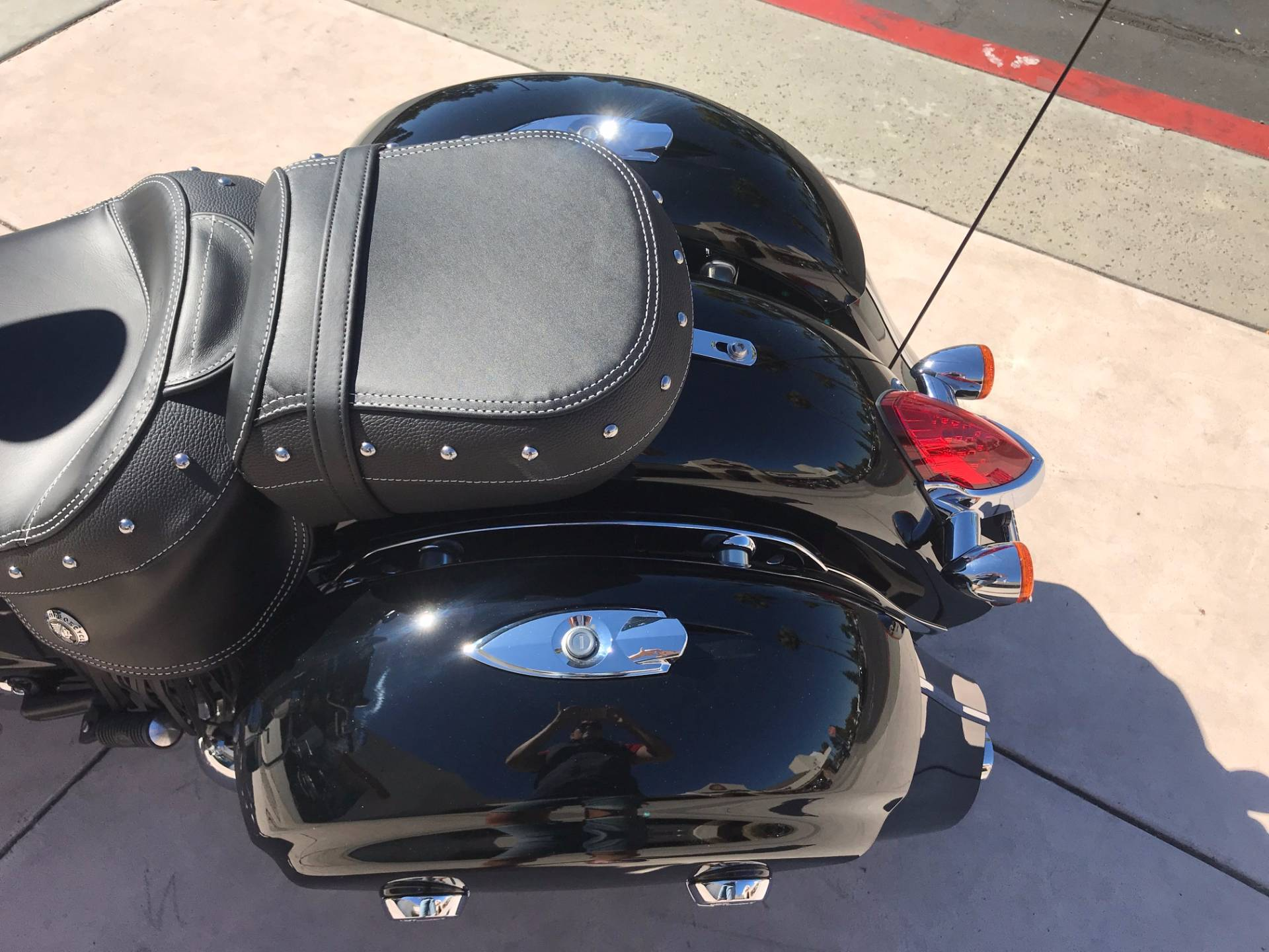 2018 Indian Chieftain® Classic in EL Cajon, California - Photo 20