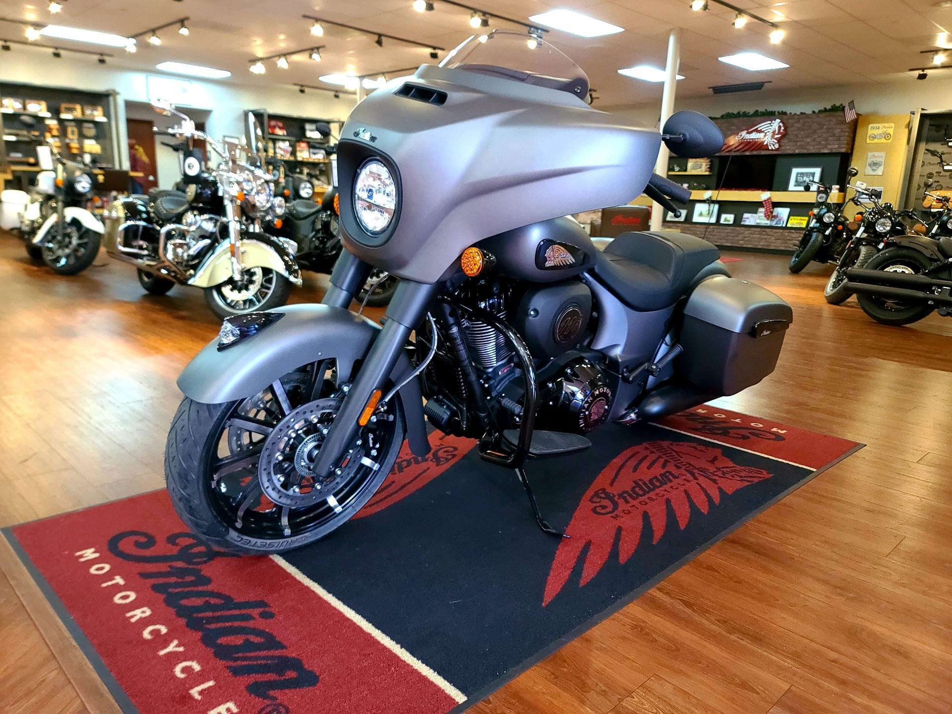 2021 Indian Chieftain® Dark Horse® in EL Cajon, California - Photo 7
