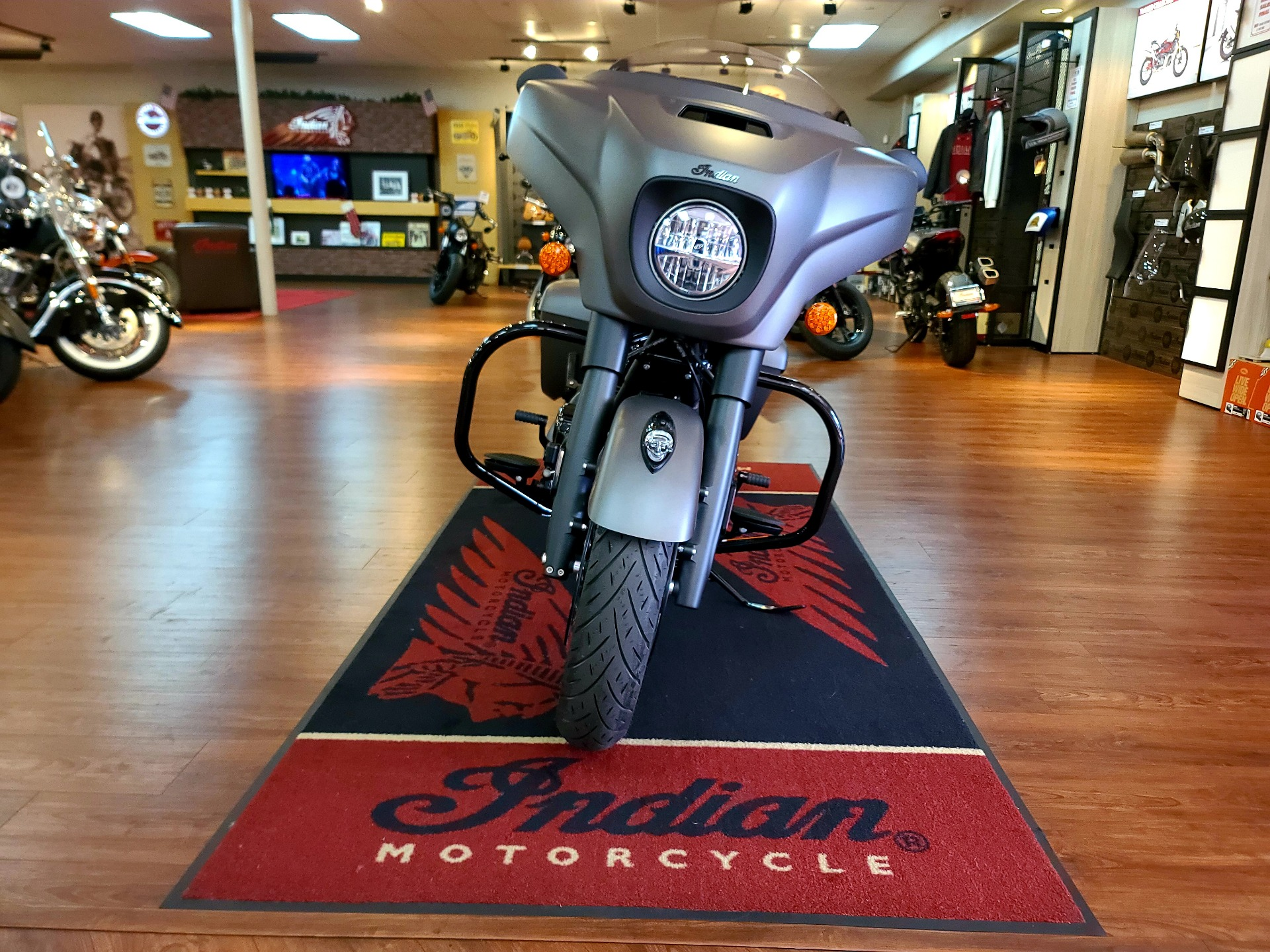 2021 Indian Chieftain® Dark Horse® in EL Cajon, California - Photo 8