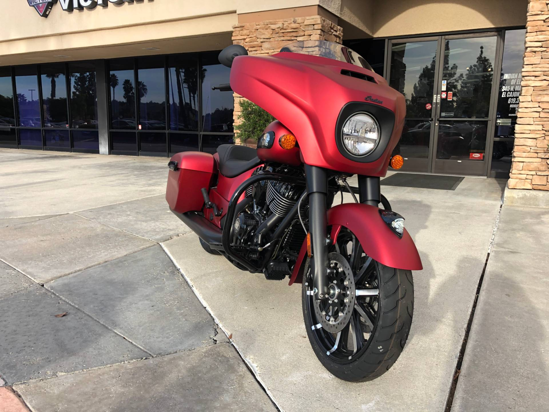 2020 Indian Chieftain® Dark Horse® in EL Cajon, California - Photo 4