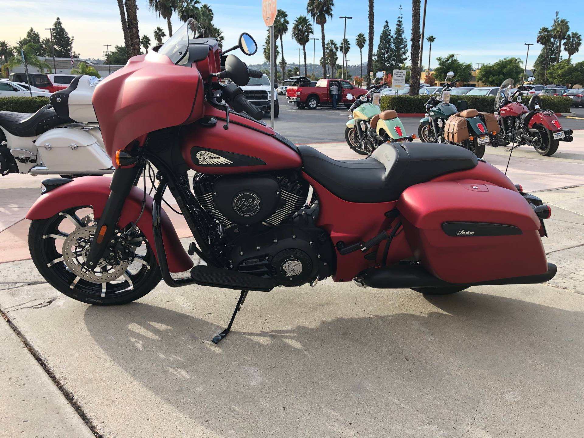 2020 Indian Chieftain® Dark Horse® in EL Cajon, California - Photo 9