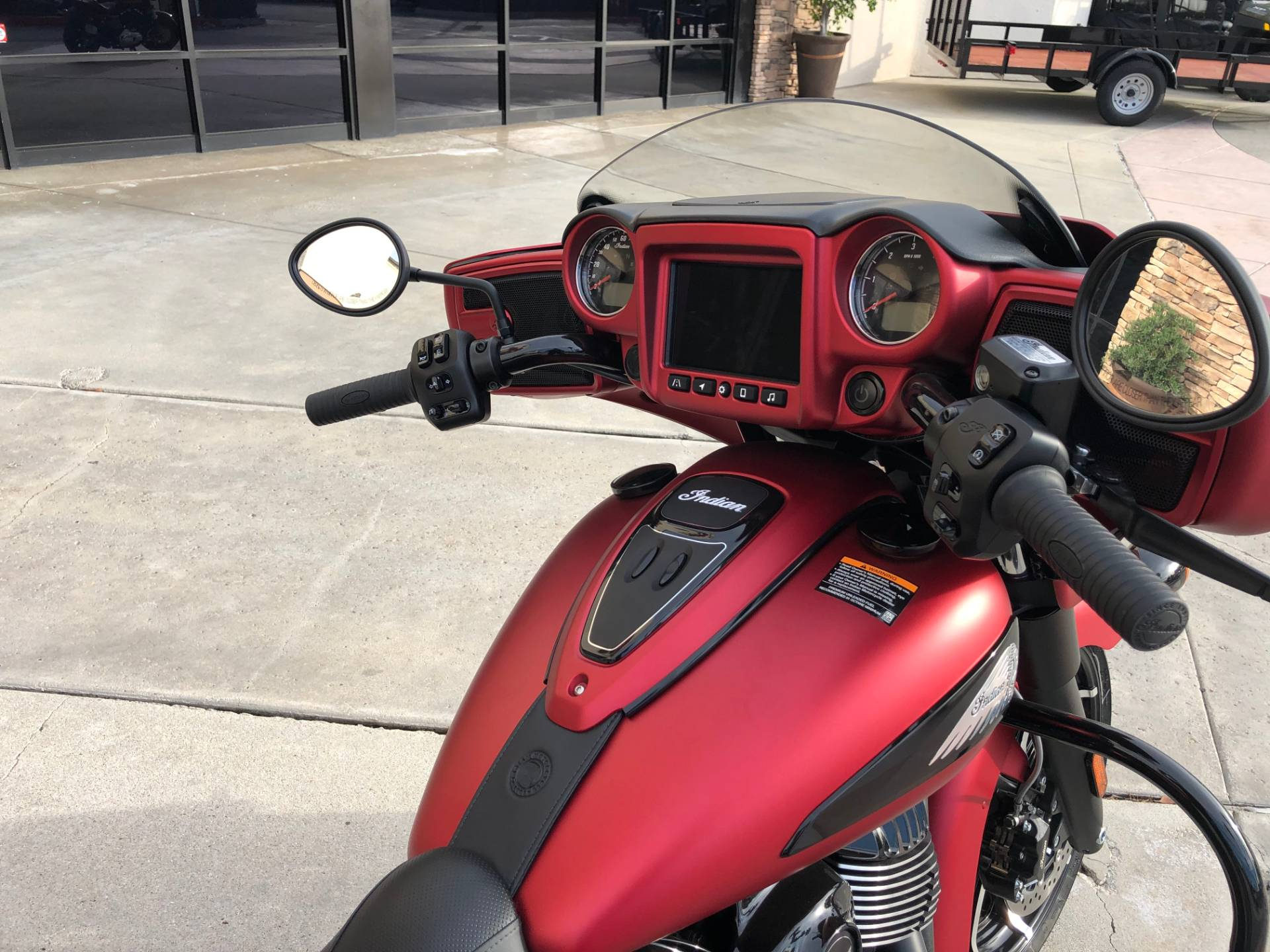 2020 Indian Chieftain® Dark Horse® in EL Cajon, California - Photo 21