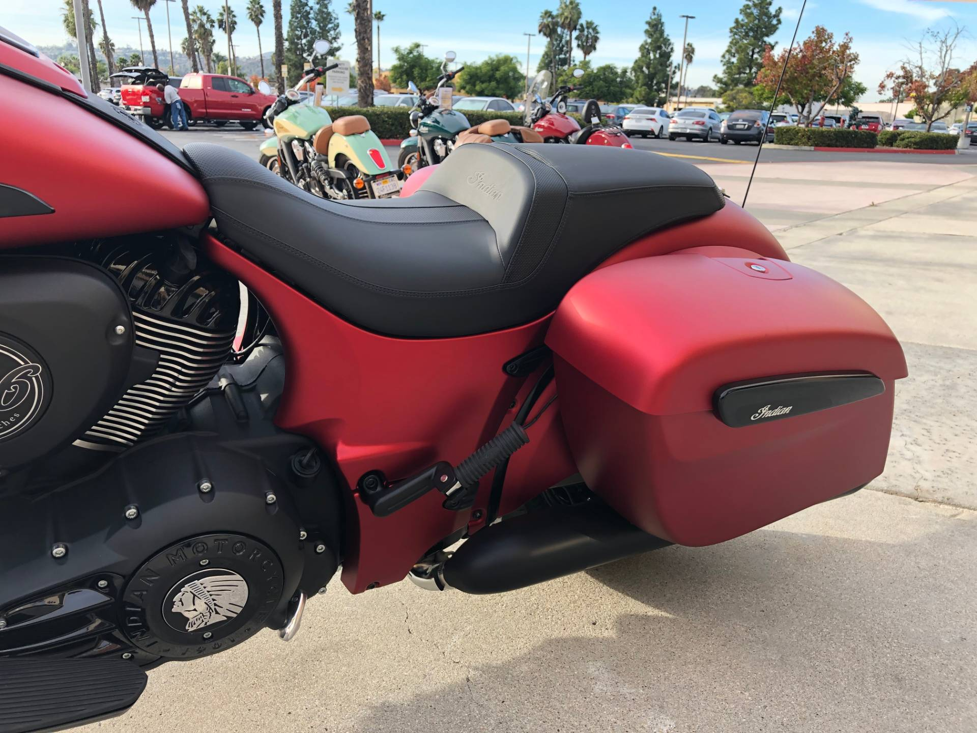 2020 Indian Chieftain® Dark Horse® in EL Cajon, California - Photo 24