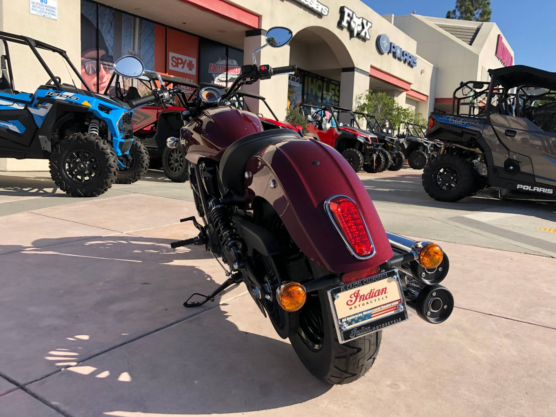 2020 Indian Scout® Sixty ABS in EL Cajon, California - Photo 11