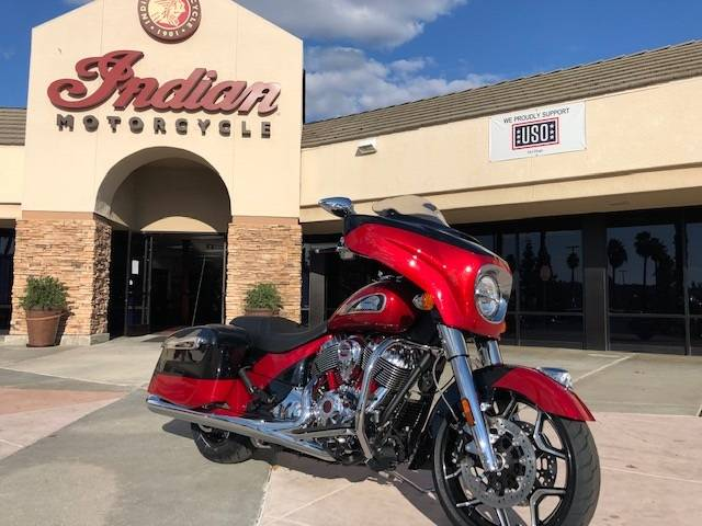 2020 Indian Chieftain® Elite in EL Cajon, California - Photo 1