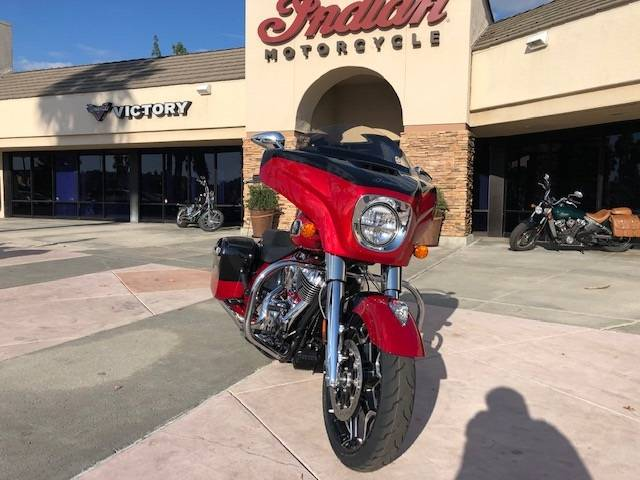 2020 Indian Chieftain® Elite in EL Cajon, California - Photo 4