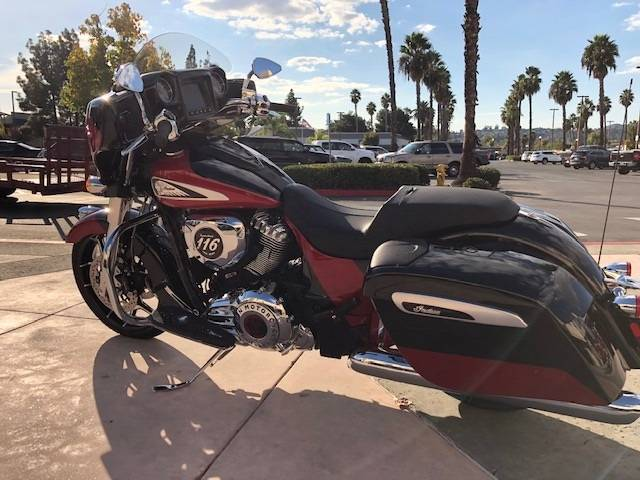 2020 Indian Chieftain® Elite in EL Cajon, California - Photo 10