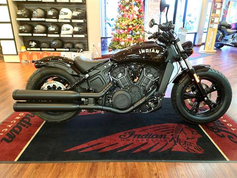 2021 Indian Scout® Bobber Sixty in EL Cajon, California - Photo 2