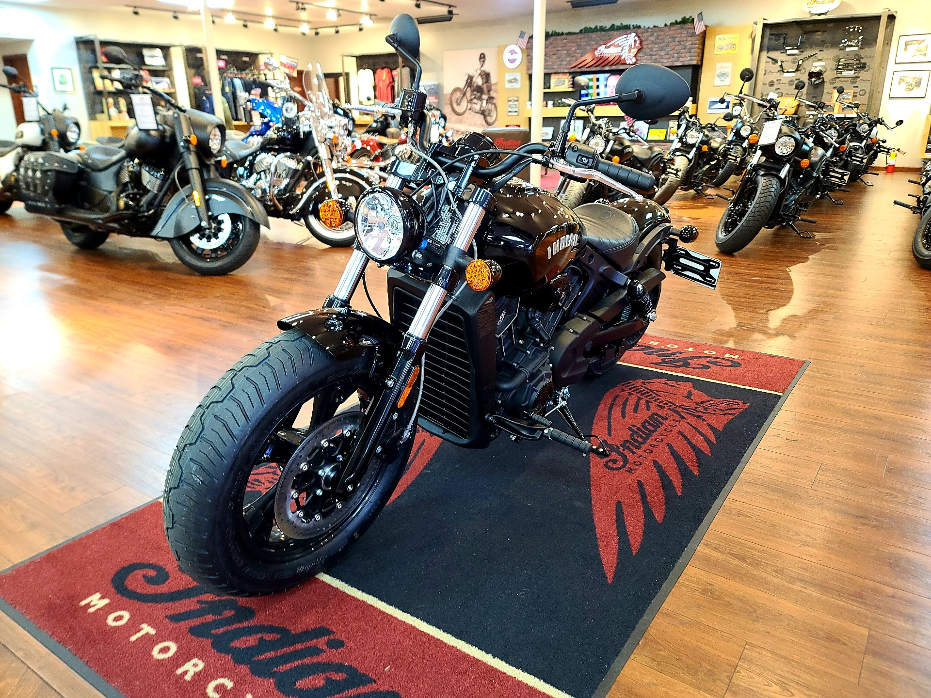 2021 Indian Scout® Bobber Sixty in EL Cajon, California - Photo 6