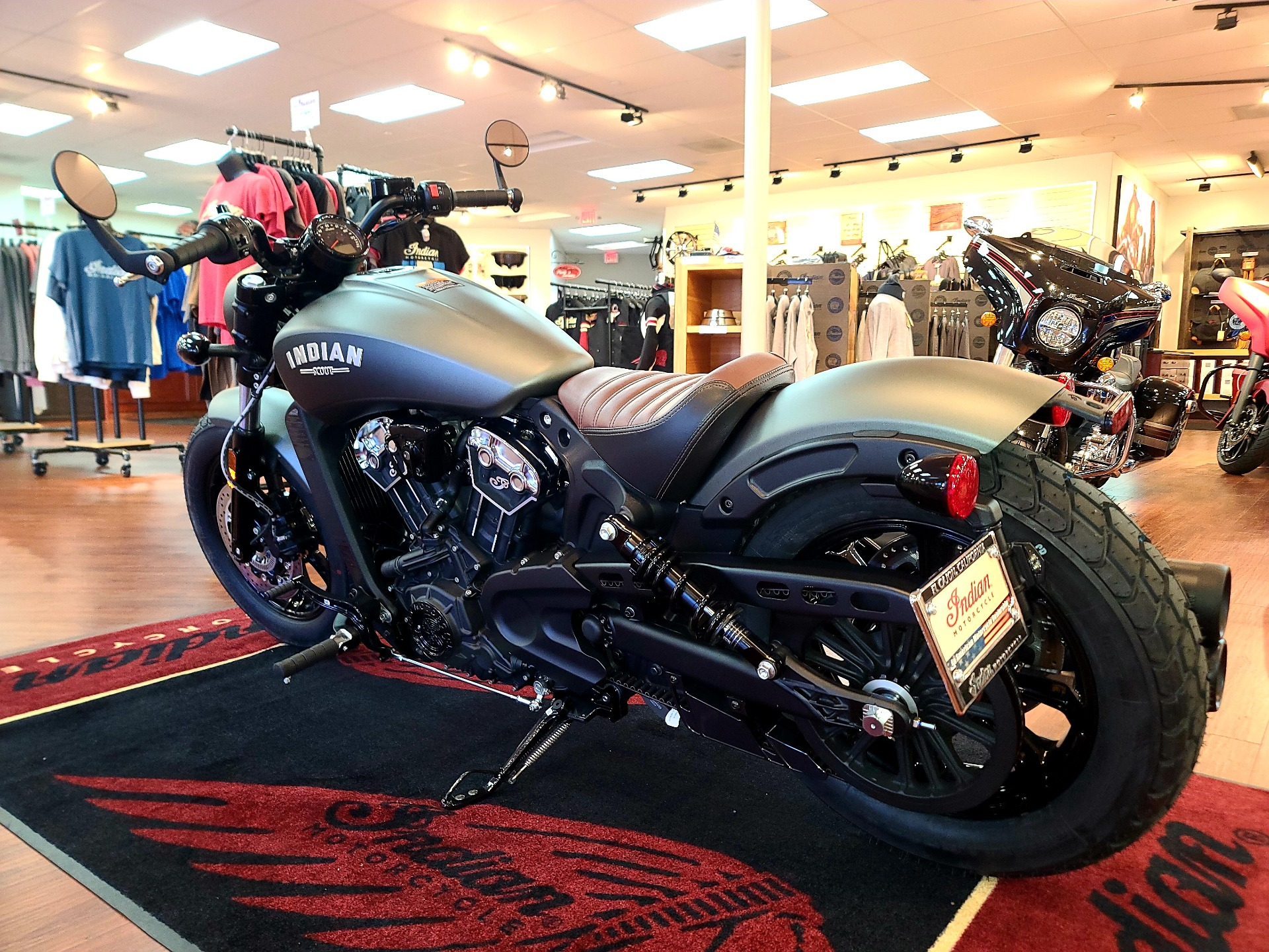 2021 Indian Scout® Bobber ABS in EL Cajon, California - Photo 4
