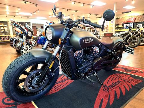 2021 Indian Scout® Bobber ABS in EL Cajon, California - Photo 6