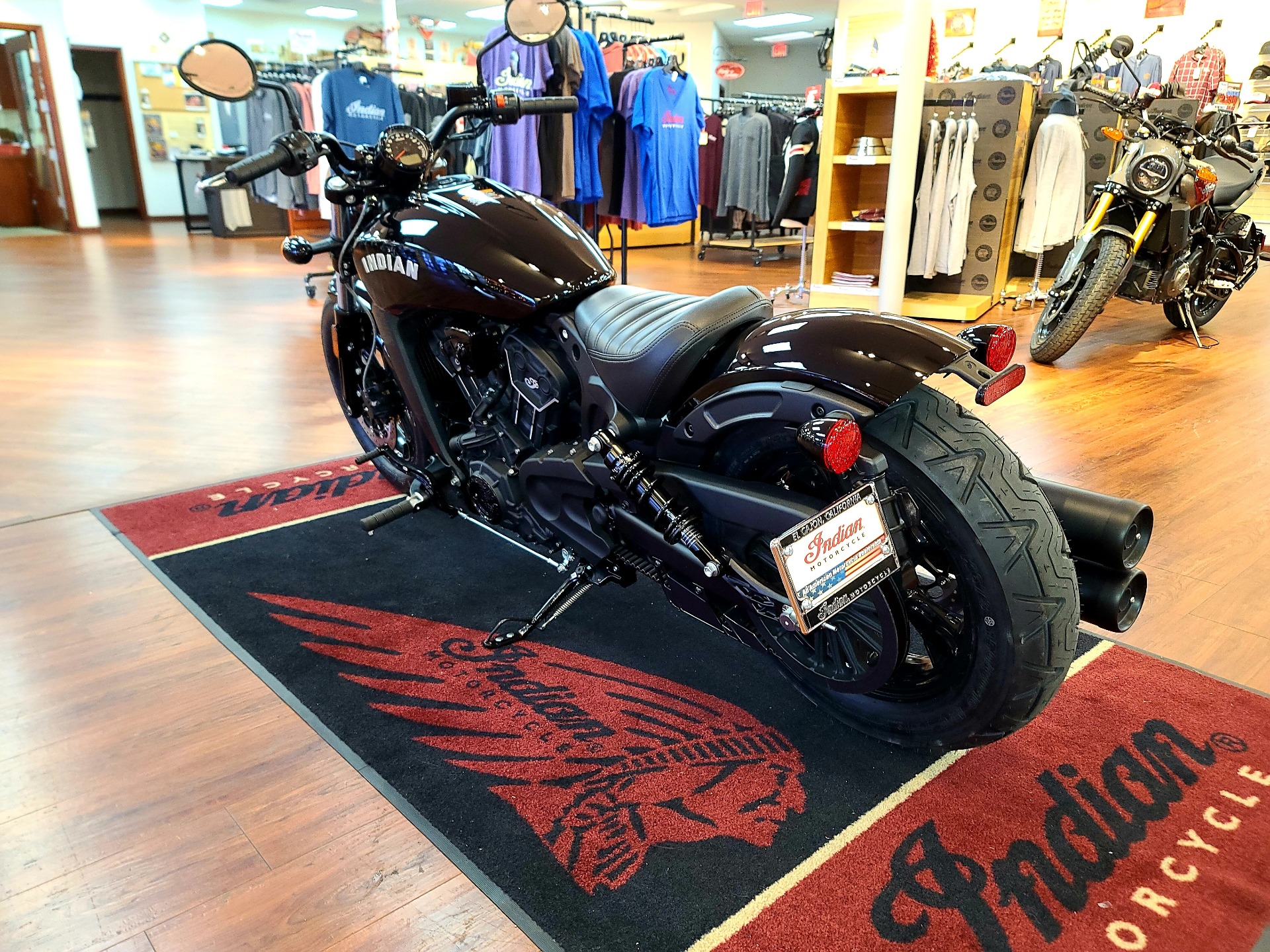 2021 Indian Scout® Bobber Sixty ABS in EL Cajon, California - Photo 4